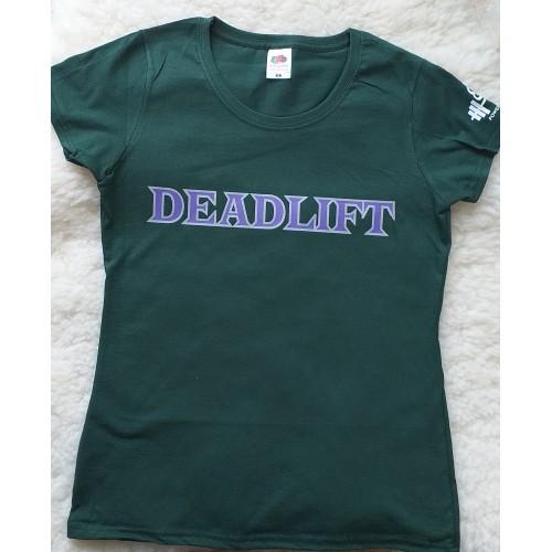 Green Deadlift Tshirt